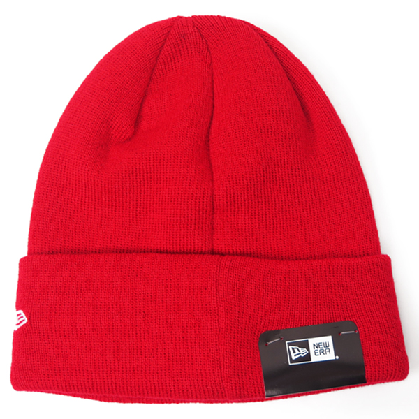 KNITCAP/RED(GX-A19-3207-280)