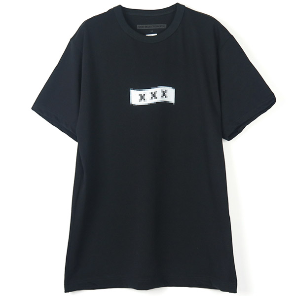 5TH ANNIVERSARY LOGO T-SH/BLACK(GX-S18-1102-502)