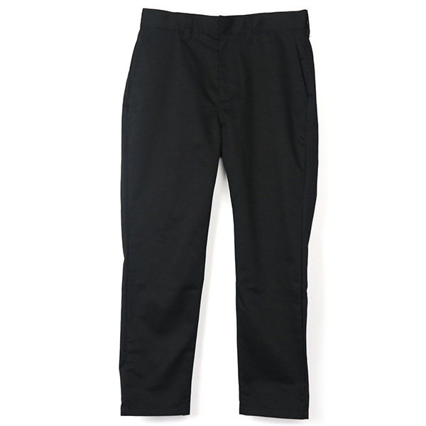 CHINO PANTS/BLACK(GX-S18-6102-015)
