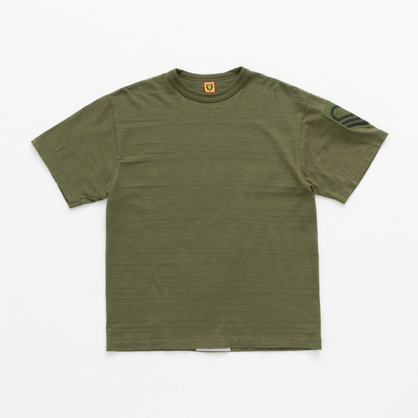 MILITARY T-SHIRT/OLIVE