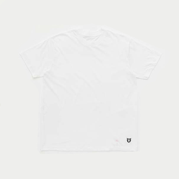 3PACK T-SHIRT/WHITE