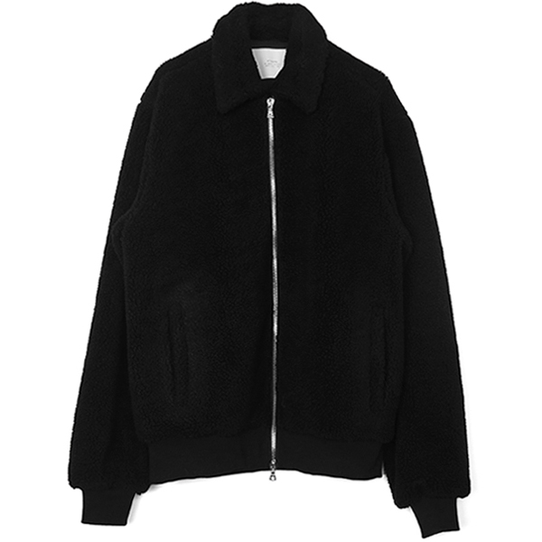 FLIGHT JACKET/BLACK