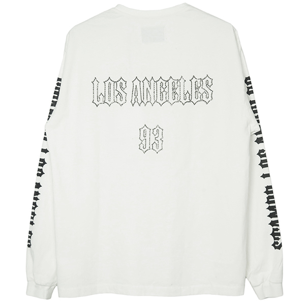 CHOPPER L/S/WHITE