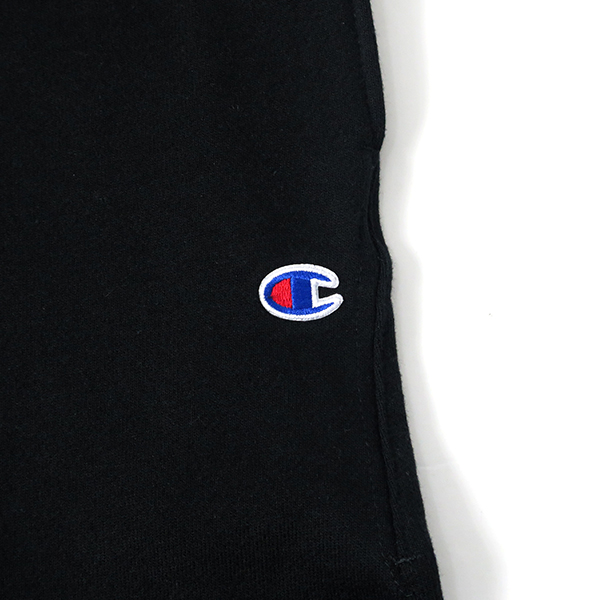 CHAMPION REVERSE WEAVE SWEAT PANTS /BLACK