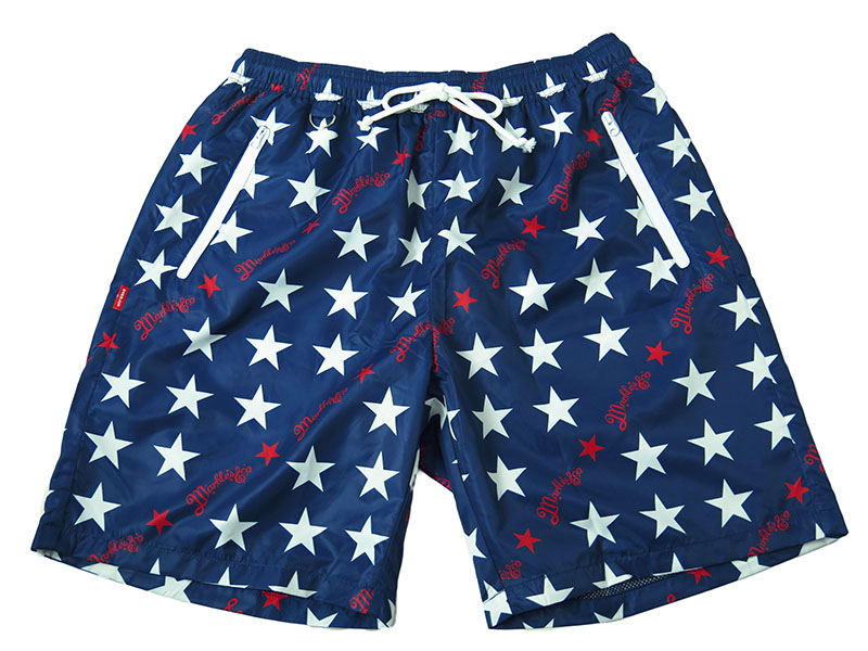 STAR WARM UP SHORTS(MPT-S1804)