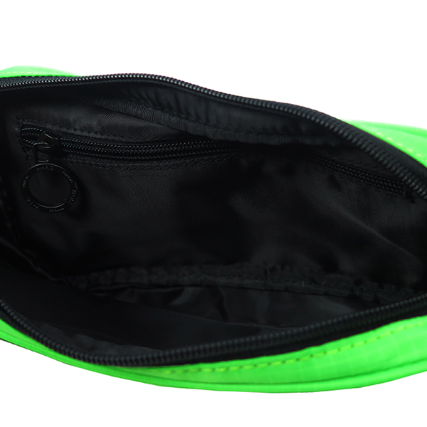 RIPSTOP BELT BAG/NEON GREEN