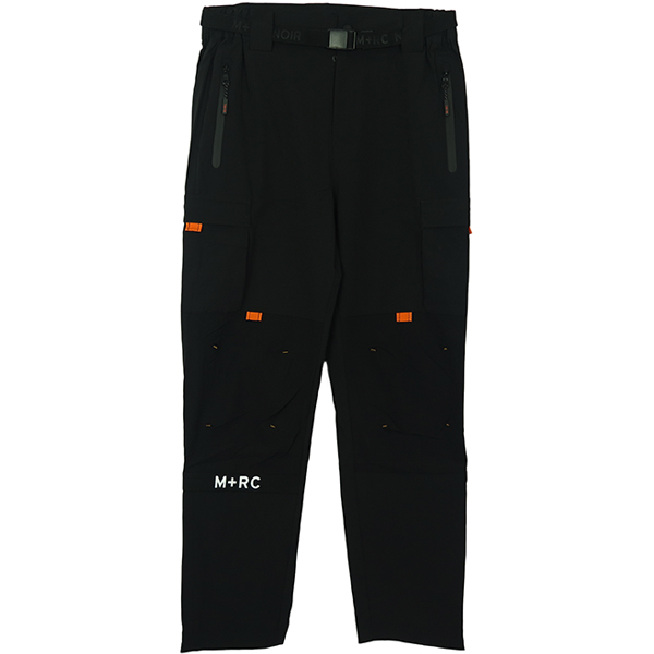 TACTICAL PANT/BLACK ORANGE