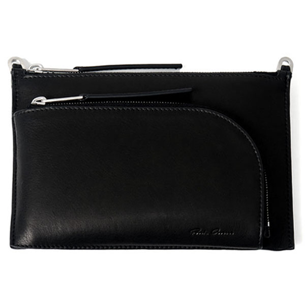 COWBOY CLUB POUCH/BLACK