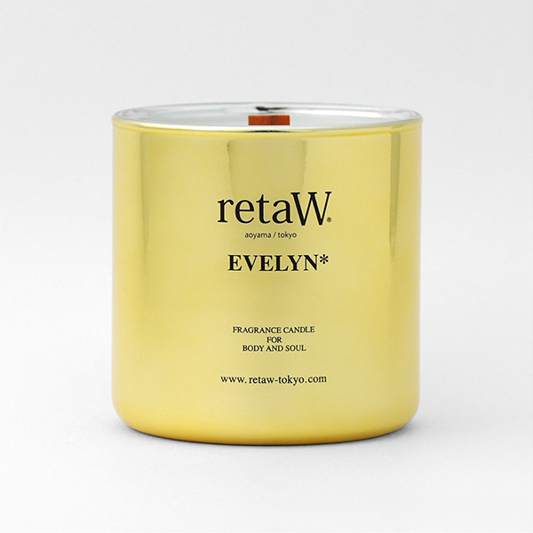 Fragrance Candle EVELYN* GOLD