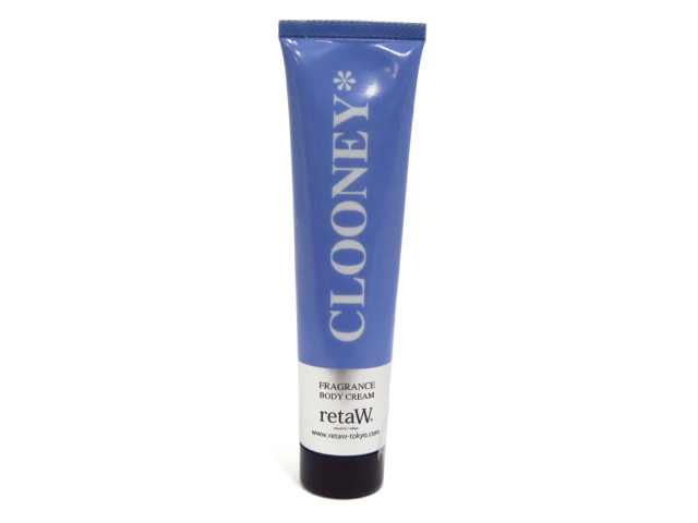 Fragrance Body Cream CLOONEY*