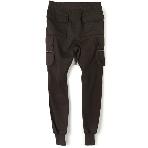 CARGO JOG PANTS/RAISIN