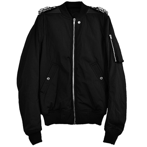 FLIGHT BOMBER/BLACK