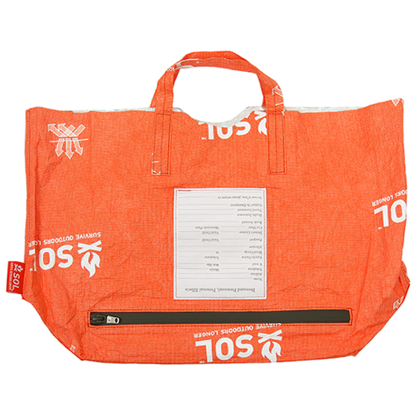 mask bag.(SOL)/orange