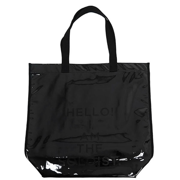 GROCERYSTORE BAG M/BLACK