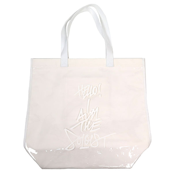 GROCERYSTORE BAG M/WHITE