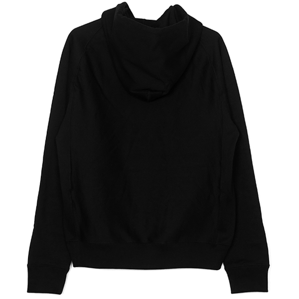 pullover freedom l/s hoodie./black