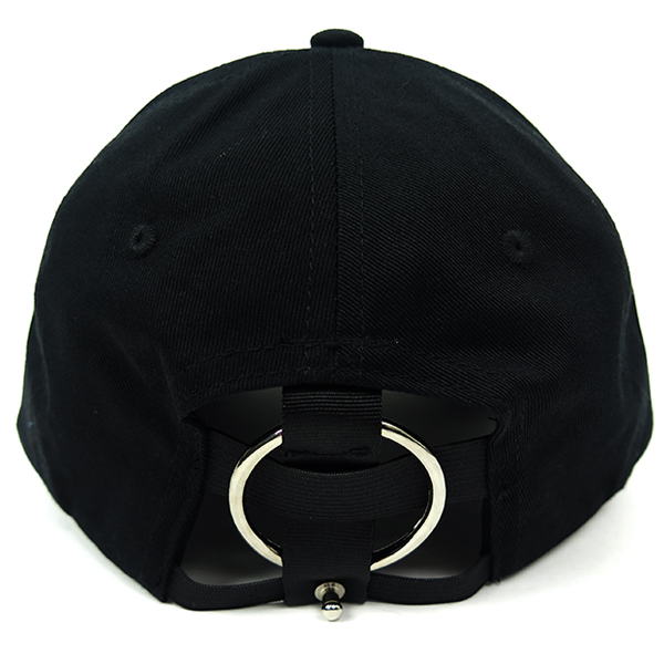 HARD TIMES HAT/BLACK