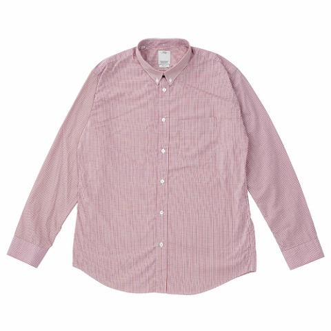 BECHER B.D SHIRT L/S IT