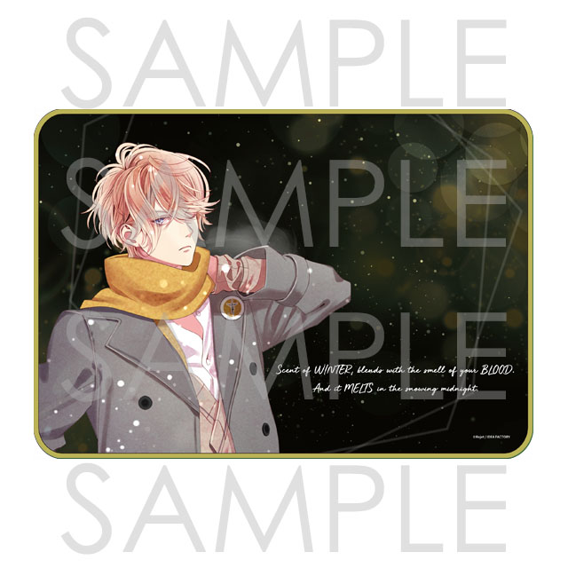 DIABOLIK LOVERS Winter of Lovers ブランケット シュウ