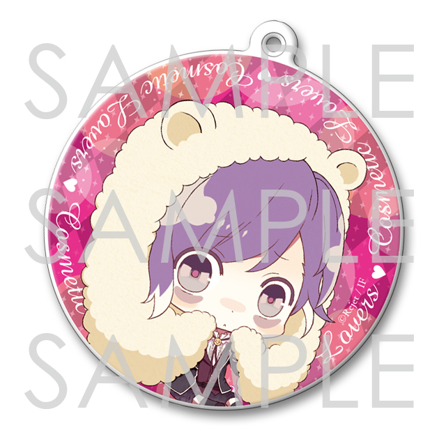 DIABOLIK LOVERS COSMETIC LOVERS ビューティーミラー カナト