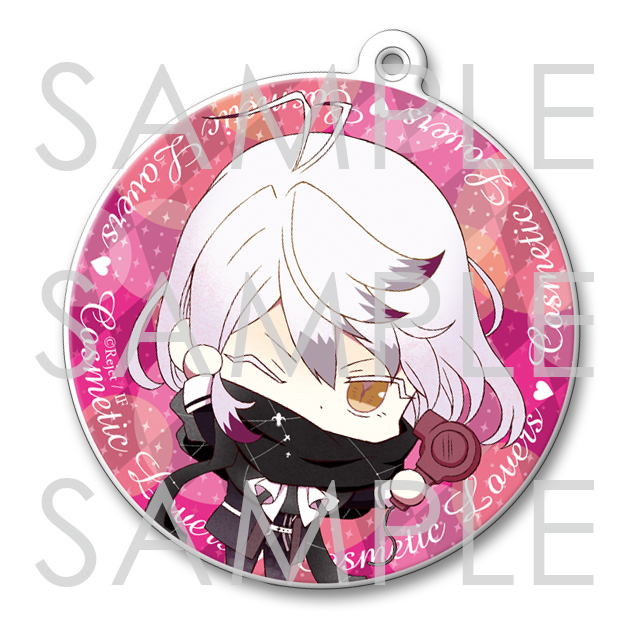 【30%OFF_SUMMER_SALE_2018】DIABOLIK LOVERS COSMETIC LOVERS ビューティーミラー カルラ