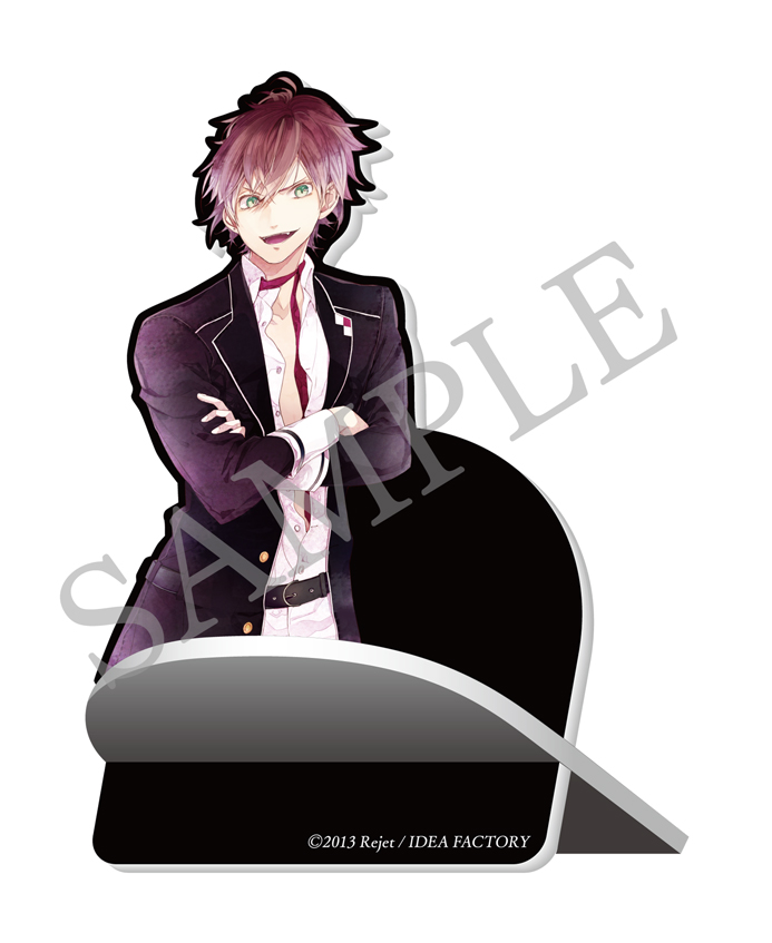 【50%OFF_SPRING_SALE_2019】DIABOLIK LOVERS MORE BLOOD モバイルスタンド 逆巻アヤト