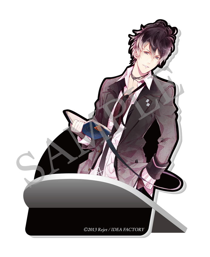 【30%OFF_SUMMER_SALE_2018】DIABOLIK LOVERS MORE BLOOD モバイルスタンド 無神ルキ