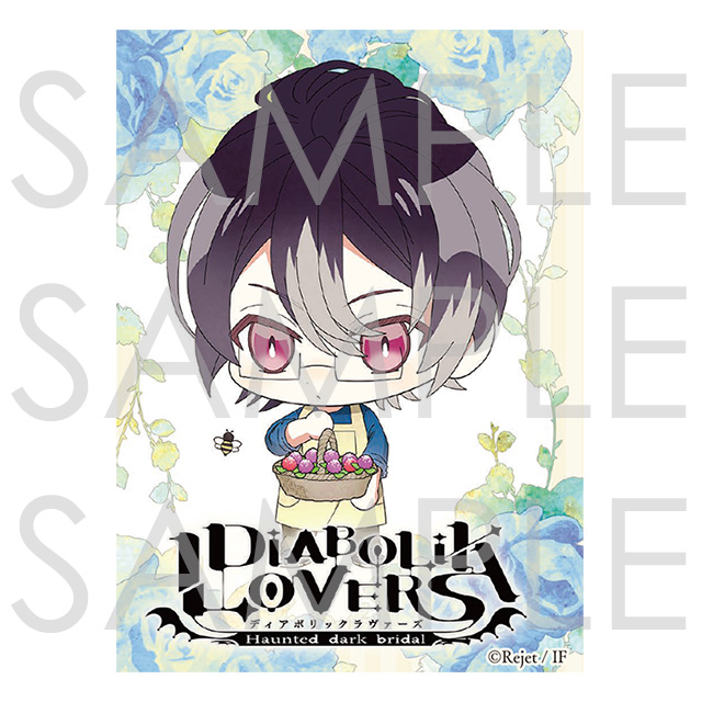 【20%OFF_SPRING_SALE_2019】DIABOLIK LOVERS ファブリックスプレー レイジ