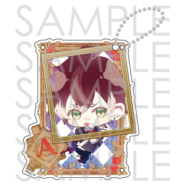 【30%OFF_WINTER_SALE_2018】DIABOLIK LOVERS ZEROアクリルパスケース アヤト