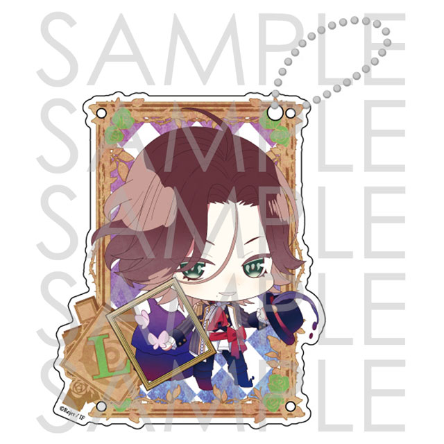 【30%OFF_WINTER_SALE_2018】DIABOLIK LOVERS ZEROアクリルパスケース ライト