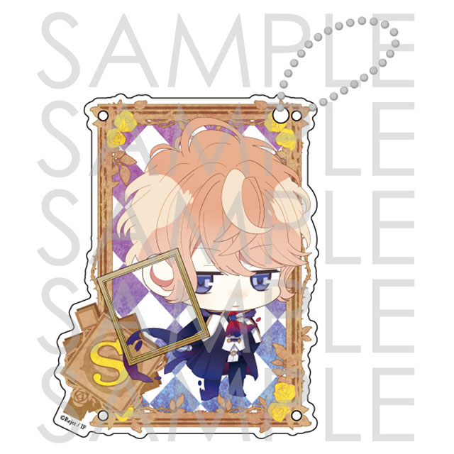 【30%OFF_WINTER_SALE_2018】DIABOLIK LOVERS ZEROアクリルパスケース シュウ