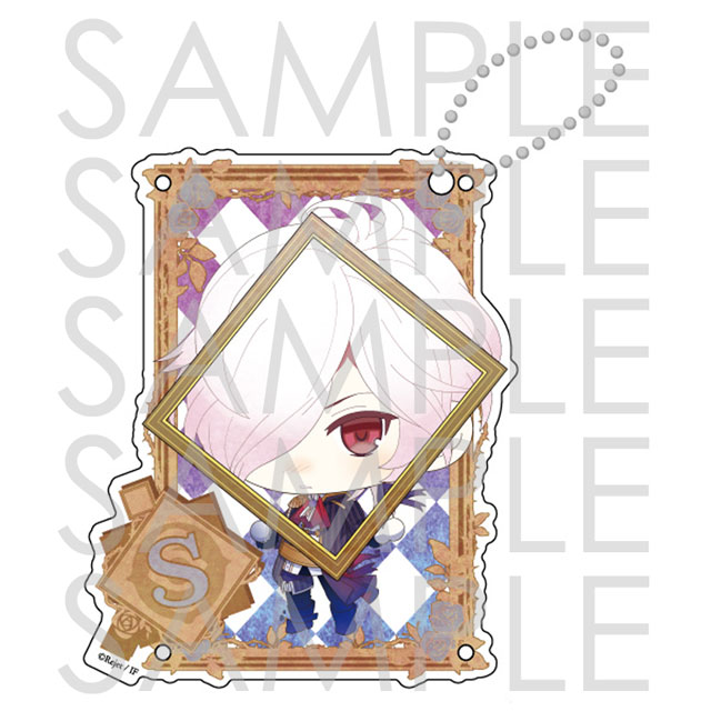 【30%OFF_WINTER_SALE_2018】DIABOLIK LOVERS ZEROアクリルパスケース スバル