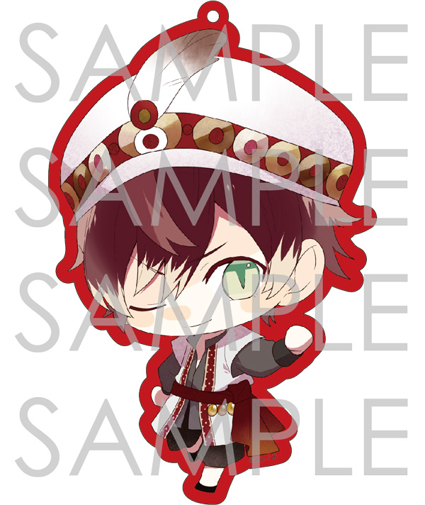 【50%OFF_SPRING_SALE_2019】DIABOLIK LOVERS Limited Shop  ダイカットパスケース アヤト
