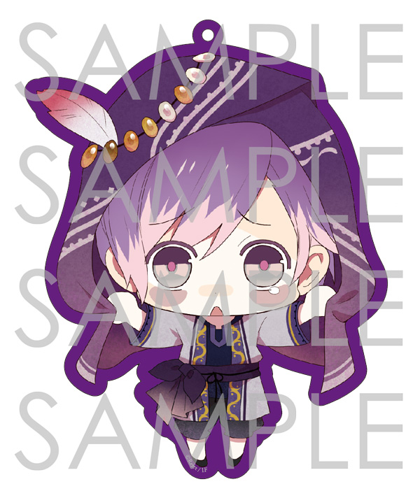 【50%OFF_SPRING_SALE_2019】DIABOLIK LOVERS Limited Shop  ダイカットパスケース カナト