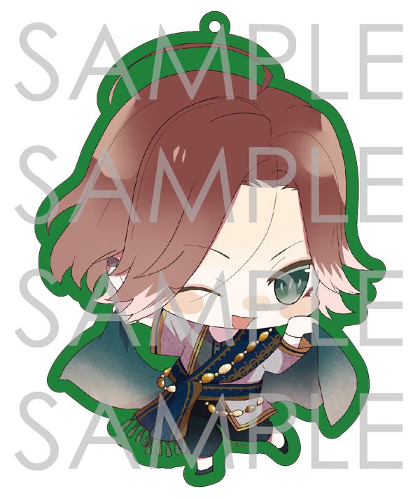 【50%OFF_SPRING_SALE_2019】DIABOLIK LOVERS Limited Shop  ダイカットパスケース ライト