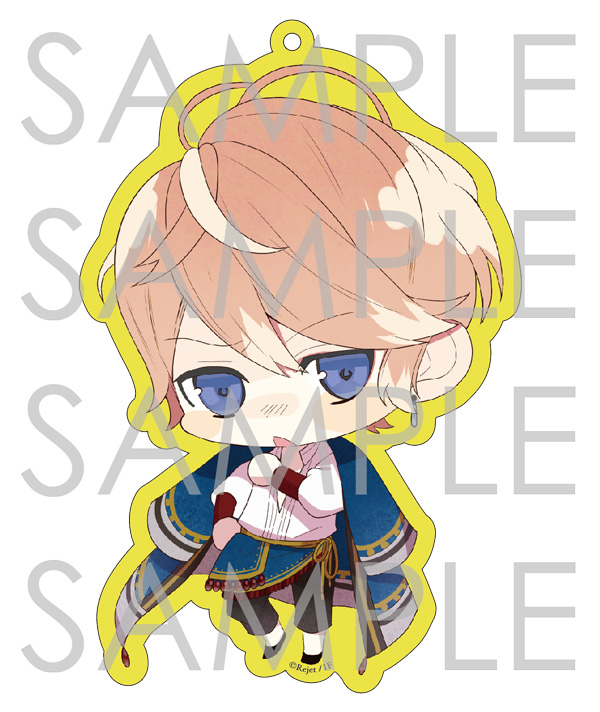 【50%OFF_SPRING_SALE_2019】DIABOLIK LOVERS Limited Shop  ダイカットパスケース シュウ