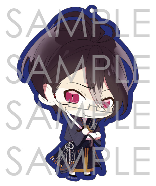 【50%OFF_SPRING_SALE_2019】DIABOLIK LOVERS Limited Shop  ダイカットパスケース レイジ