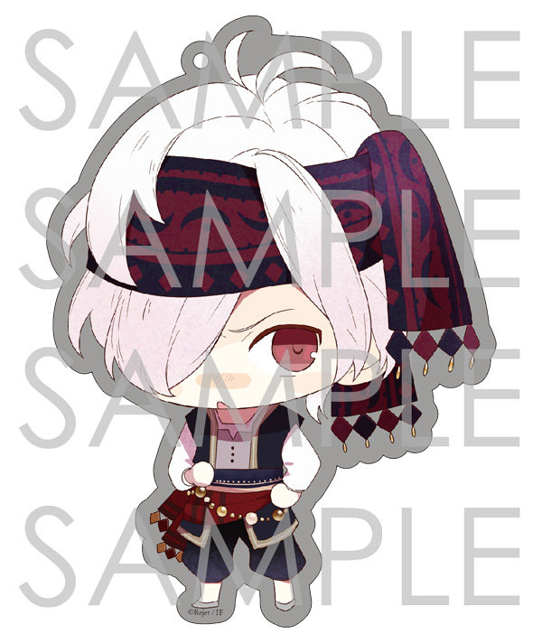 【50%OFF_SPRING_SALE_2019】DIABOLIK LOVERS Limited Shop  ダイカットパスケース スバル
