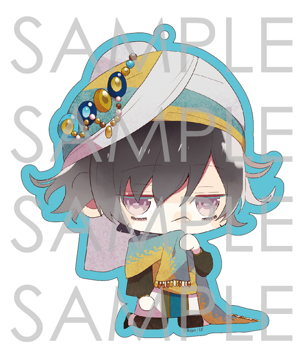 【50%OFF_SPRING_SALE_2019】DIABOLIK LOVERS Limited Shop  ダイカットパスケース アズサ