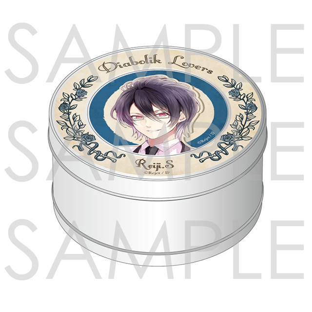 【20%OFF_SUMMER_SALE_2019】DIABOLIK LOVERS 紅茶缶 レイジ