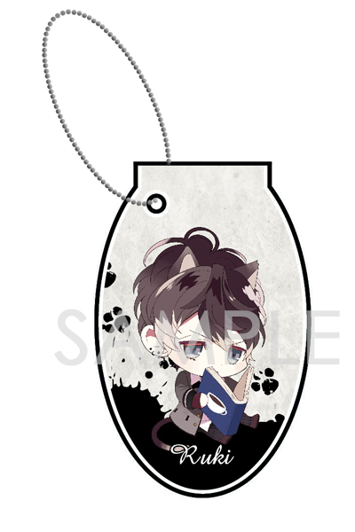 【50%OFF_SPRING_SALE_2019】【パチmagシリーズ】DIABOLIK LOVERS ルキ