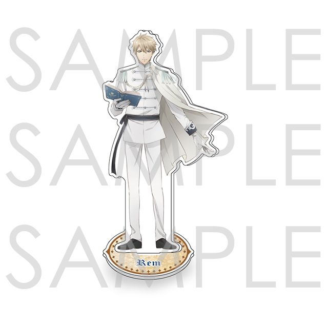 Dance with Devils Charming Book アクリルフィギュアスタンド レム