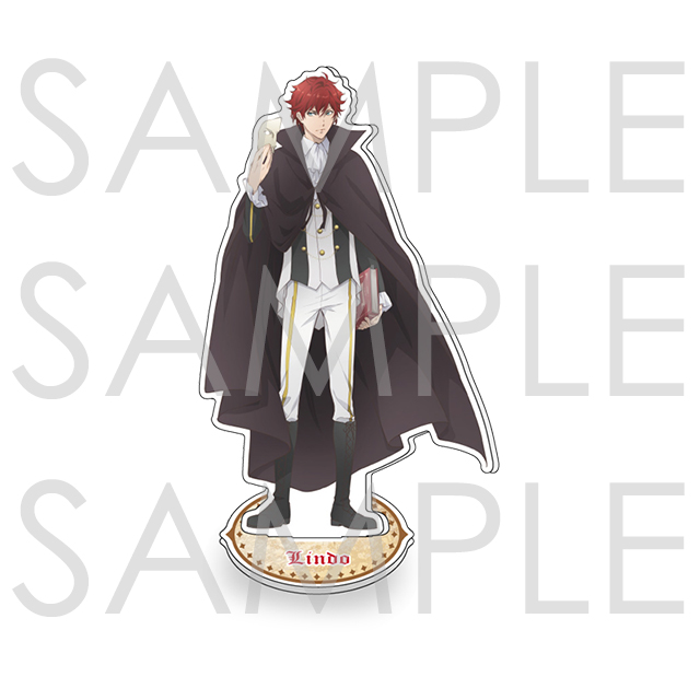 Dance with Devils Charming Book アクリルフィギュアスタンド リンド