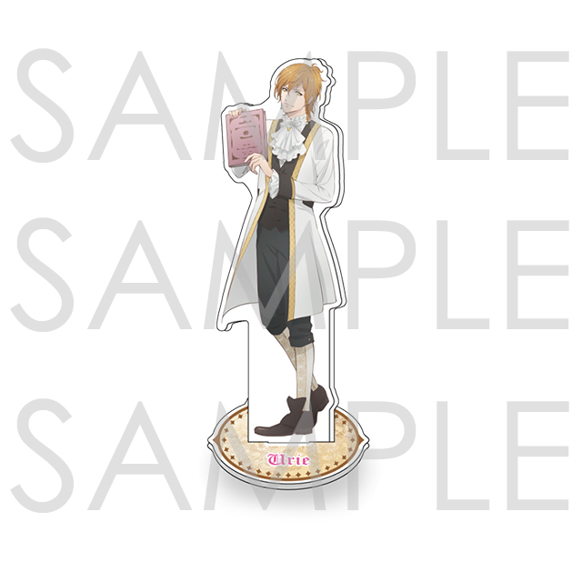 Dance with Devils Charming Book アクリルフィギュアスタンド ウリエ