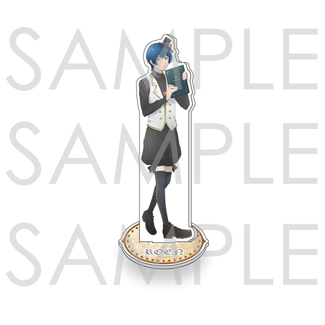 Dance with Devils Charming Book アクリルフィギュアスタンド ローエン