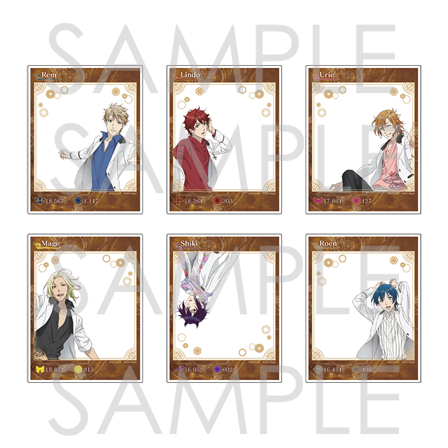 【10%OFF_WINTER_SALE_2020】Dance with Devils アクリルフォトカード