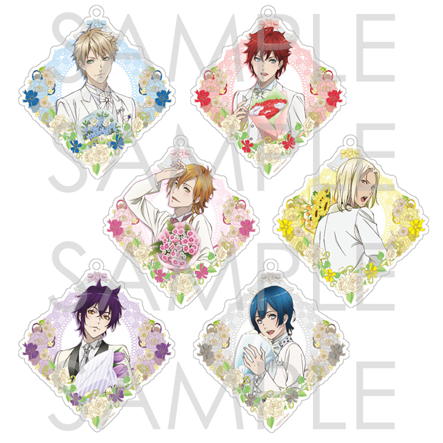 【20%OFF_SUMMER_SALE_2019】Dance with Devils Ever Sweet トレーディングアクリルストラップ