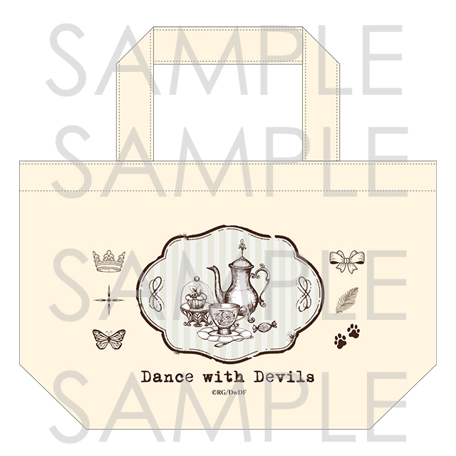Dance with Devils 5th Anniversary アクマのお茶会 ランチトート