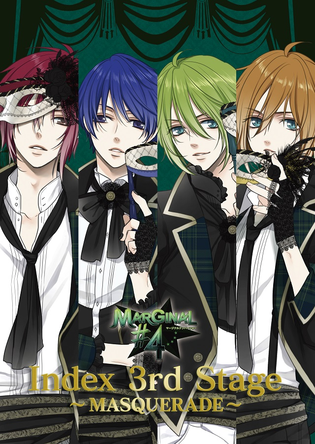 MARGINAL#4 Index 3rd Stage ~MASQUERADE~