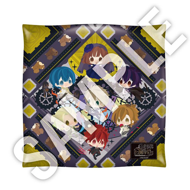【OS限定商品】クッション/Dance with Devils